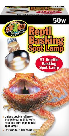 Zoo Med 50 Watt Basking Bulb For Sale