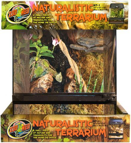 Zoo Med Large Naturalistic Terrarium For Sale