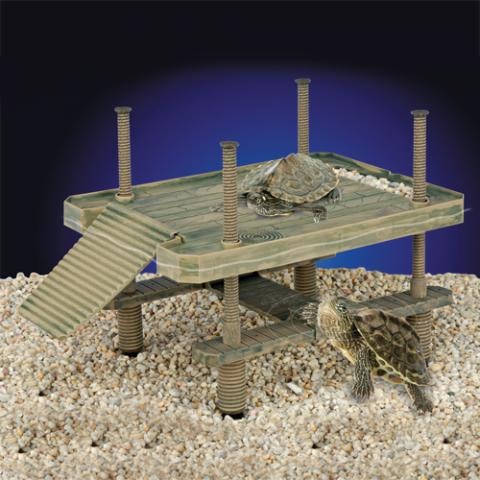 Aquatic Turtle Aquarium and Pond Accessories